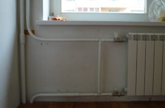Как поменять радиатор отопления